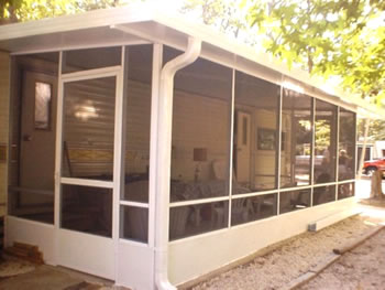 DIY sunrooms