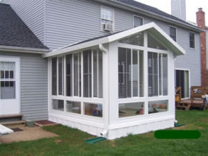 Patiorooms & Sunrooms installed or DIY