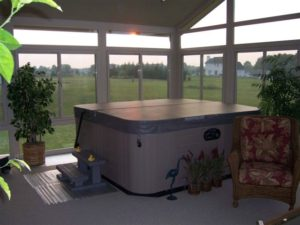 Patio enclosures & Patio rooms